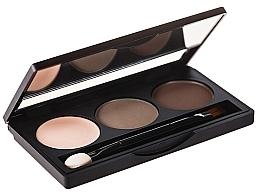 Perfumería y cosmética Set maquillaje para cejas - Hean Paddle Eyebrow Professional Set