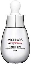 Perfumería y cosmética Sérum facial antiedad con factor de crecimiento epidérmico EGF (10 ppm) - Miguhara EGF Crystal 10 PPM