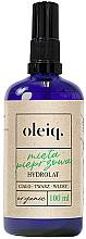 Perfumería y cosmética Hidrolato para cuerpo, rostro y cabello de menta - Oleiq Hydrolat Mint