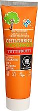Perfumería y cosmética Pasta dental 100% natural vegana sin fluoruro - Urtekram Childrens Toothpaste Tuttifrutti