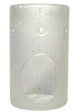 Perfumería y cosmética Lámpara difusor de aroma - Yankee Candle Addison Dot Glass Tart