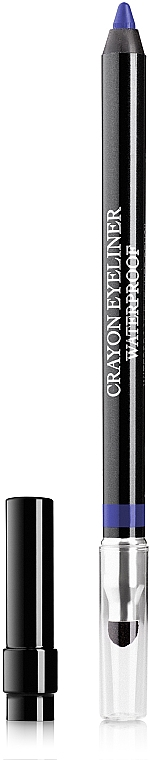 Lápiz de ojos con aplicador - Dior Crayon Eyeliner Waterproof — imagen N1