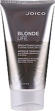 Perfumería y cosmética Mascarilla protectora del cabello rubio - Joico Blonde Life Brightening Mask