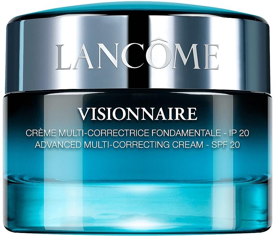 Crema facial multi correctora SPF 20 - Lancôme Visionnaire Advanced Multi-Correcting Cream SPF 20