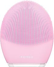Perfumería y cosmética Cepillo de limpieza facial y masaje para pieles normales, rosa - Foreo Luna 3 Cleansing Brush For Normal Skin