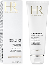 Perfumería y cosmética Crema mousse facial limpiadora con ácido glicólico - Helena Rubinstein Pure Ritual Deep Cleansing Creamy Foam