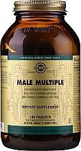 Perfumería y cosmética Complemento alimenticio en cápsulas multivitamínico para la salud masculina - Solgar Male Multiple