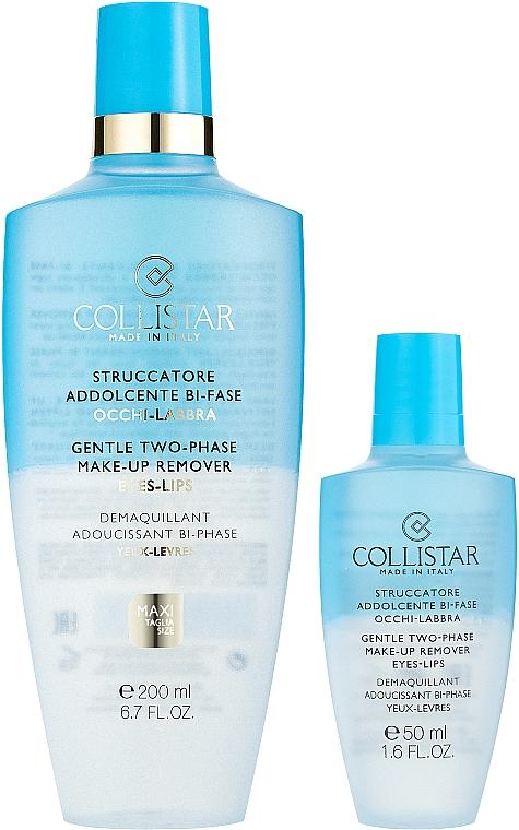 Desmaquillante suave bifásico con extracto de malva y caléndula - Collistar Gentle Two-Phase Make-Up Remover — imagen N5