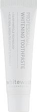 Perfumería y cosmética Pasta dental blanqueadora con partículas de plata - WhiteWash Laboratories Professional Whitening Toothpaste With Silver Particles