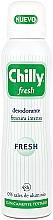 Perfumería y cosmética Spray desodorante - Chilly Fresh Deodorant Spray