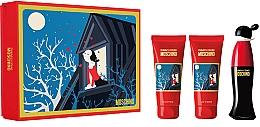Perfumería y cosmética Moschino Cheap and Chic - Set (eau de toilette/50ml + gel de ducha/100ml + loción corporal/100ml)