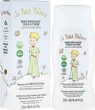 Perfumería y cosmética Gel de ducha con extracto orgánico de caléndula - Le Petit Prince Gentle Baby Bath
