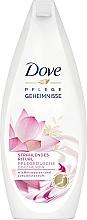 Perfumería y cosmética Gel de ducha con aroma a flor de loto - Dove Nourishing Secrets Brightening Shower Gel
