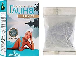 Perfumería y cosmética Arcilla azul natural en polvo para cuerpo y cabello - MedikoMed