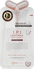 Perfumería y cosmética Mascarilla facial iluminadora en ampolla con extracto de café - Mediheal I.P.I Lightmax Ampoule Mask Ex