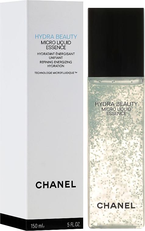 Esencia facial hidratante líquida con microburbujas de camelia - Chanel Hydra Beauty Micro Liquid Essence — imagen N1
