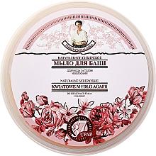 Perfumería y cosmética Jabón para cuerpo y cabello con extracto de salvia - Las recetas de la abuela Agafia