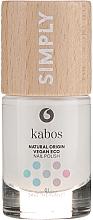Perfumería y cosmética Esmalte de uñas origen natural - Kabos Classic Nail Polish