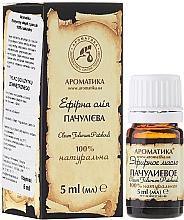 Perfumería y cosmética Aceite esencial de patchoulí 100% natural - Aromatika