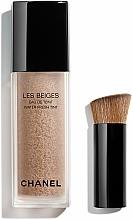 Perfumería y cosmética Agua de maquillaje con microburbujas de pigmentos con extracto de tamarindo - Chanel Les Beiges Eau De Teint