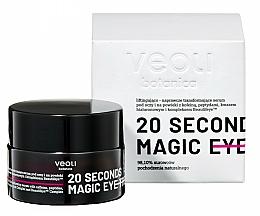 Perfumería y cosmética Sérum para contorno de ojos con cafeína - Veoli Botanica 20 Seconds Magic Eye Treatment
