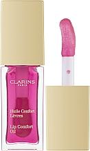 Perfumería y cosmética Brillo labial con aceites vegetales - Clarins Instant Light Lip Comfort Oil