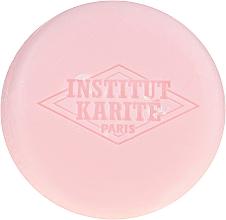 Perfumería y cosmética Jabón con manteca de karité y aroma a rosa - Institut Karite Rose Shea Macaron Soap