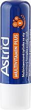 Perfumería y cosmética Bálsamo labial con vitamina E, C y F - Astrid Multivitamin Lip Balm
