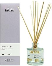 Perfumería y cosmética Ambientador Mikado, ámbar y clavo - Ambientair Lab Co. Amber & Clove