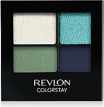 Perfumería y cosmética Sombra de ojos de larga duración - Revlon Colorstay 16 Hour Eyeshadow Quad