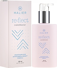 Perfumería y cosmética Acondicionador protector de cabello teñido - Halier Re:flect Conditioner