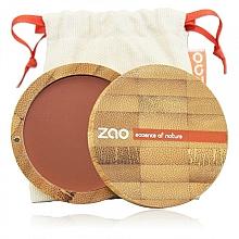 Perfumería y cosmética Colorete facial en polvo compacto - Zao Compact blush