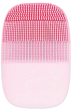 Perfumería y cosmética Cepillo de limpieza facial ultrasónico de silicona, rosa - Xiaomi inFace Electronic Sonic Beauty Facial Pink