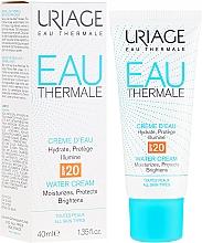 Perfumería y cosmética Crema facial con agua termal de Uriage SPF 20 - Uriage Eau Thermale Light Water Cream SPF 20