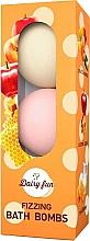 Perfumería y cosmética Bombas de baño - Delia Dairy Fun Fizzing Bath Bombs