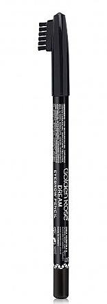 Lápiz de cejas con cepillo - Golden Rose Dream Eyebrow Pencil