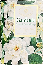 Perfumería y cosmética Jabón artesanal con aroma a gardenia - Saponificio Artigianale Fiorentino Masaccio Gardenia Soap