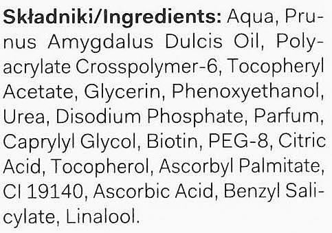 Sérum de uñas intensivo fortificante con aceite de almendras dulces - Long4Lashes Intensive Strenghtening Nail Serum — imagen N5