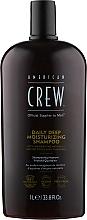 Perfumería y cosmética Champú hidratante de uso diario con vitamina B5 - American Crew Daily Deep Moisturizing Shampoo