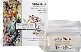 Perfumería y cosmética Crema facial equilibrante con extractos de salvia y manteca de karité - Therine Armonia Equilibrating Face Cream