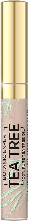Corrector facial con 100% puro aceite de árbol de té, efecto antibacteriano - Evelive Cosmetics Botanic Expert Tea Tree Protective Spot Antibacterial Concealer
