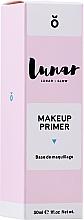 Perfumería y cosmética Prebase de maquillaje con vitamina C y ácido hialurónico - Lunar Makeup Primer
