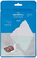 Perfumería y cosmética Mascarilla facial hidratante con extracto de baba de caracol - Skin79 The Waterful Snail Mask