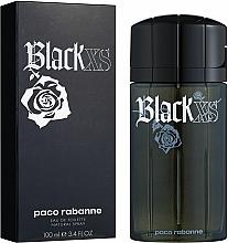 Paco Rabanne Black XS - Eau de toilette — imagen N2