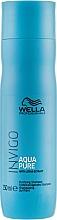 Perfumería y cosmética Champú con extracto de loto - Wella Professionals Invigo Aqua Pure Shampoo