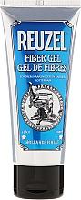 Perfumería y cosmética Gel para cabello con extracto de romero y cola de caballo - Reuzel Fiber Gel