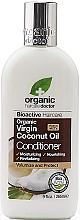 Perfumería y cosmética Acondicionador volumizante con aceite de coco - Dr. Organic Virgin Coconut Oil Conditioner