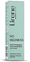 Perfumería y cosmética Prebase de maquillaje correctora de rojeces - Lirene No Redness