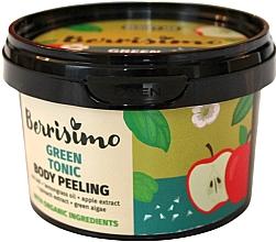 Perfumería y cosmética Peeling corporal con extractos de alga y manana - Berrisimo Green Tonic Body Peeling