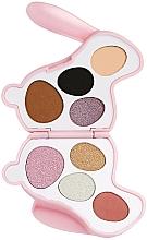 Perfumería y cosmética Paleta de sombras de ojos - I Heart Revolution Bunny Blossom Palette